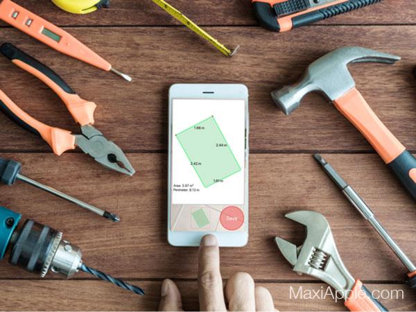 ar measure metre ruban realite augmentee iphone 001 - AR Measure iPhone - Mètre Ruban en Réalité Augmentée (gratuit)