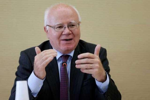 Bruno Lasserre, alors président de l'Autorité de la concurrence, à Paris, le 9 juin 2016.
