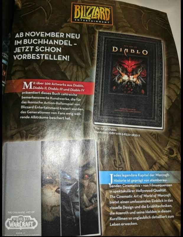 Diablo 4 et Diablo 2 Remastered