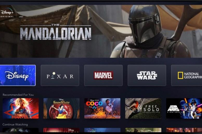 Disney plateforme de streaming