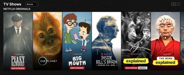 Disney will no longer accept Netflix ads on its entertainment TV channels