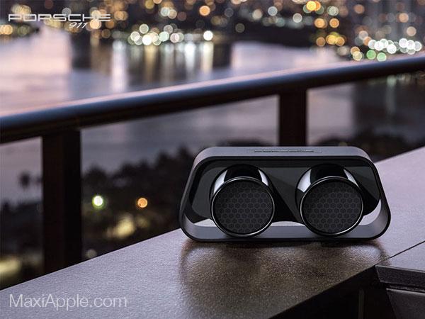 porsche design 911 speaker enceinte bluetooth prix 2 - Echappements Porsche 911 en Enceinte sans Fil (images)