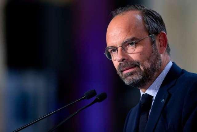 Le premier ministre, Edouard Philippe, a ouvert le débat.