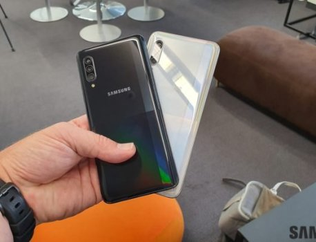 Exclusive: Full Galaxy A91 specs confirm Snapdragon 855, 45W charging