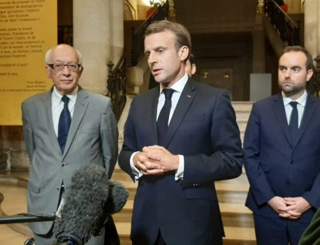 Face à la défiance après Lubrizol que retenir de la visiste d'Emmanuel Macron à Rouen ? – Normandie Actu