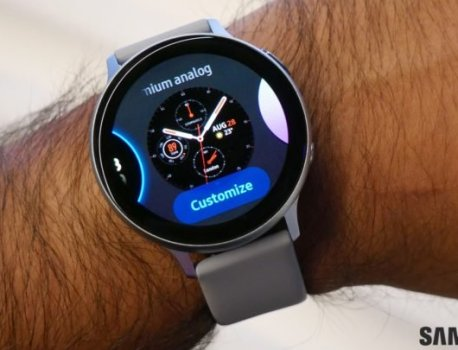 Galaxy Watch Active 2 LTE and UAE launch in Korea this week
