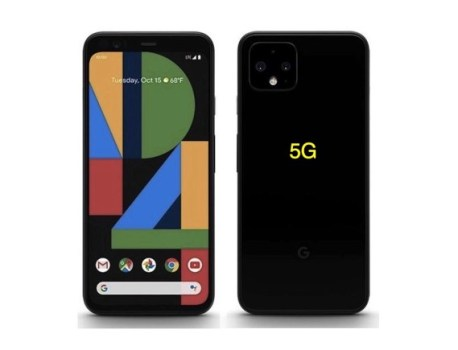 Google 5G phone said to be in test production, may be out next week