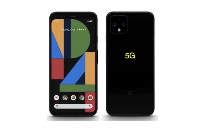 Google Pixel 4 Pixel 5G Phone
