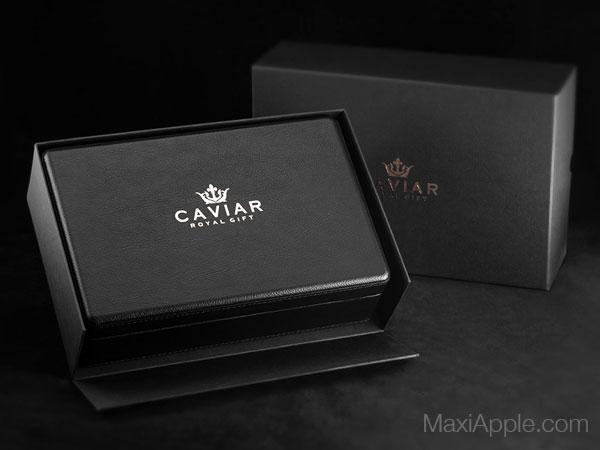 caviar iphone 11 pro superior jobs maxiapple 07 - iPhone 11 Pro en Hommage à Steve Jobs chez Caviar