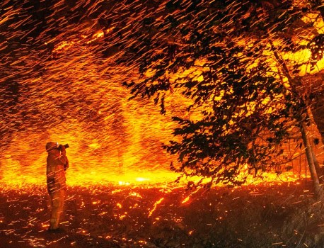 Kincade Fire: The Age of Flames Is Consuming California