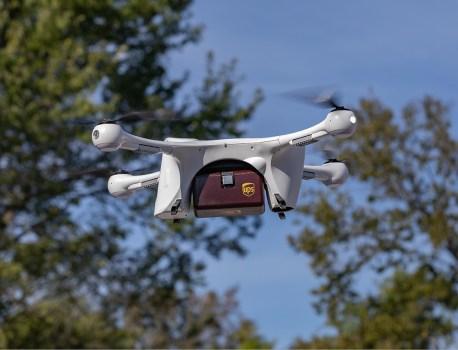 Les drones de livraison d'UPS prennent leur envol aux États-Unis