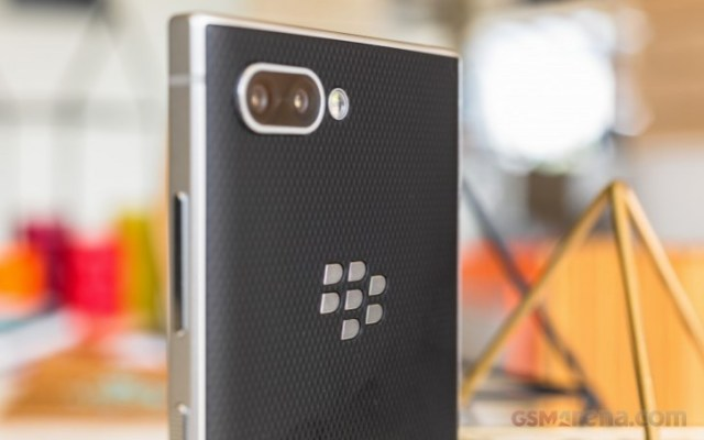 No plans for 5G BlackBerry phone any time soon says TCL exec