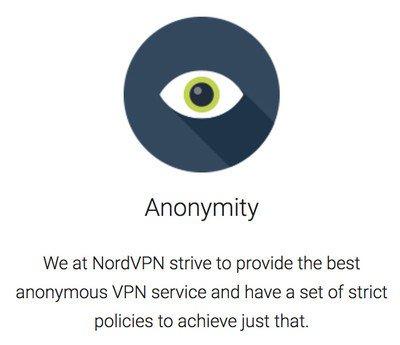 Anonymity mantra