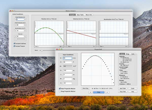 physics 101 se macos mac 1 - Physics 101 SE Mac - Calculatrice Pro pour Physiciens (gratuit)