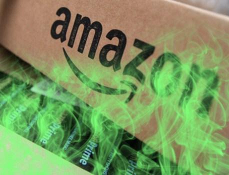 Plusieurs produits périmés en vente sur Amazon