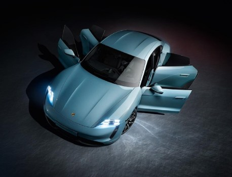 Porsche Taycan: la gamme s'agrandit avec une nouvelle version