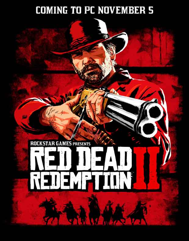 Red Dead Redemption 2 version PC
