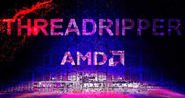 Processeur Ryzen Threadripper d'AMD