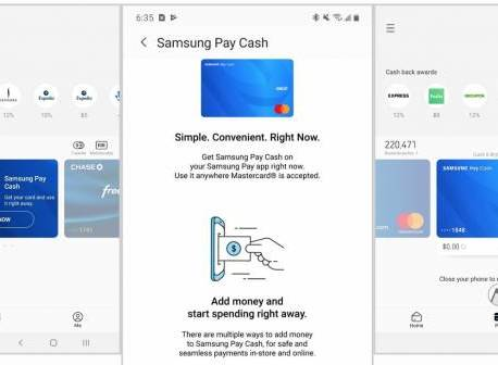 Samsung Pay Cash, international money transfers now on Samsung Pay
