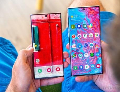 Samsung Q3 profits drop, but mobile division excels