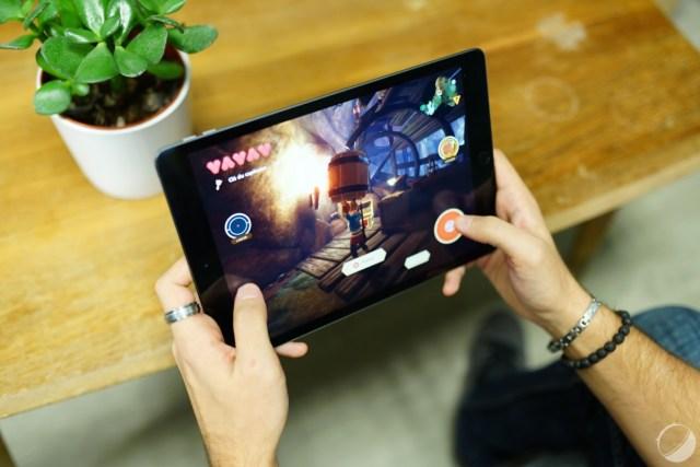 Oceanhorn 2 sur iPad 7 (2019)