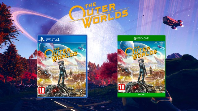 The Outer Worlds Edition Standard