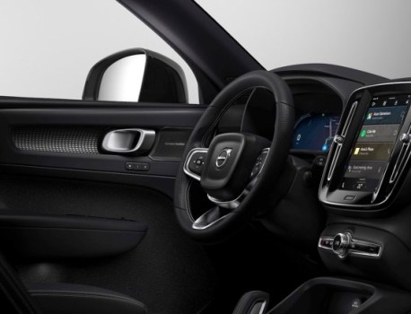 Volvo XC40 to feature Android-powered infotainment system