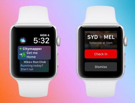 watchOS5.3.2 disponible pour les AppleWatch Series4