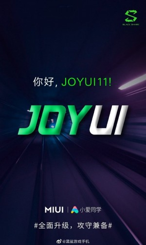 Xiaomi launches JoyUI 11 for Black Shark devices