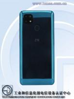 ZTE Blade V20 on TENAA