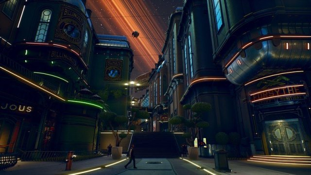Byzantium in The Outer Worlds