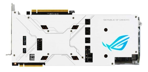 ROG Strix GeForce RTX 2080 Ti White Edition
