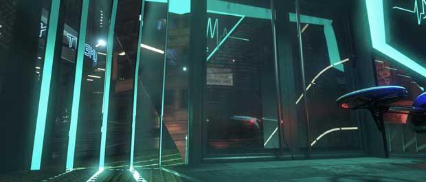 Benchmark Leon Noir de CryEngine