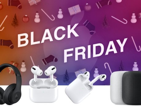 Black Friday 2019: Best Deals on AirPods, HomePod, Beats and Other Audio Devices