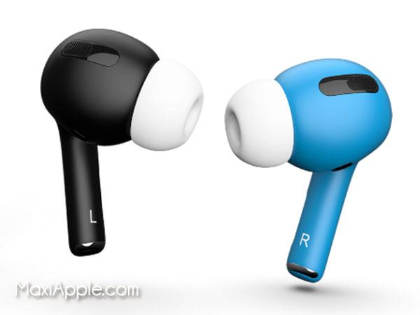 airpods pro colorware couleur personnalisation 04 - ColorWare donne de la Couleur aux AirPods Pro (images)