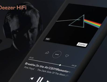 Deezer HiFi finally available on mobile devices