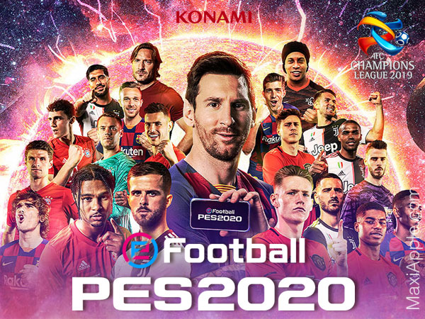efootball pes 2020 jeu iphone ipad gratuit 01 - eFootball PES 2020 iPhone iPad - Meilleure Simulation de Football (gratuit)