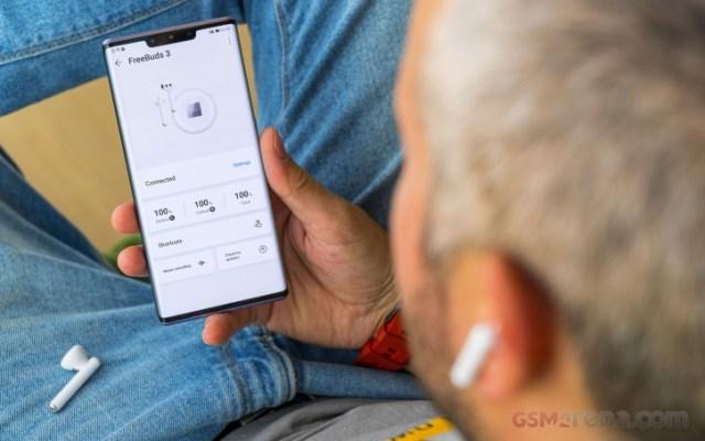 Huawei FreeBuds 3 review