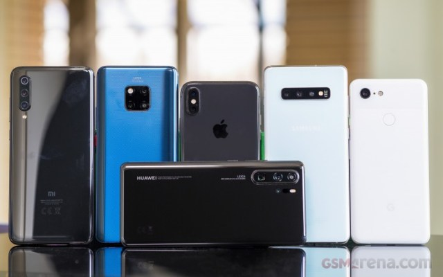 IDC: China's smartphone market slowly continues to decline in Q3 2019
