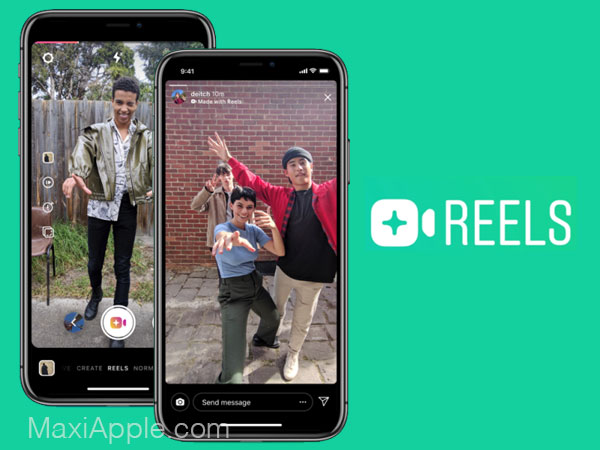 instagram reels iphone android copie tiktok clone 01 - Instagram Reels iPhone, une Alternative à TikTok ?! (gratuit)