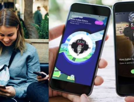 Niantic to include more businesses, adds real-world AR platform