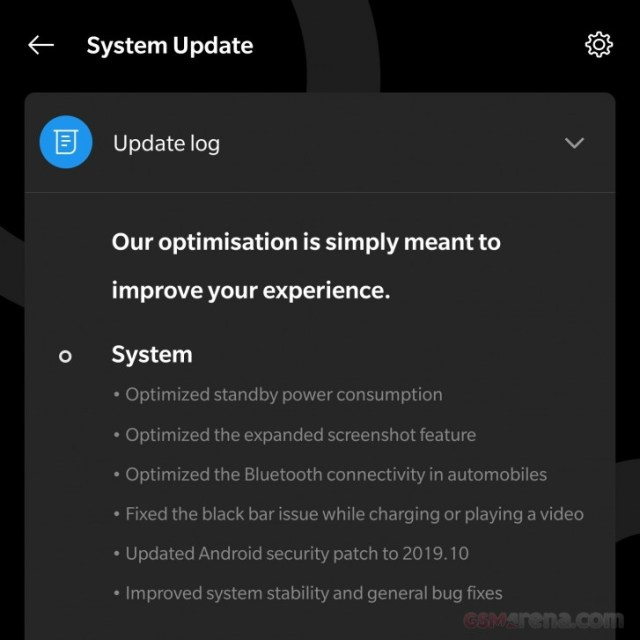 OnePlus releases OxygenOS 10.0.4 update for the 7T Pro