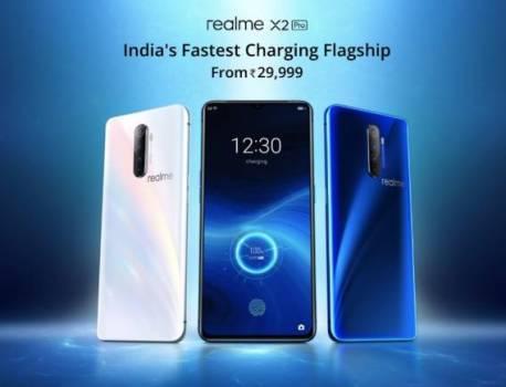 OPPO debuts Realm X2 Pro, Realme 5S in India