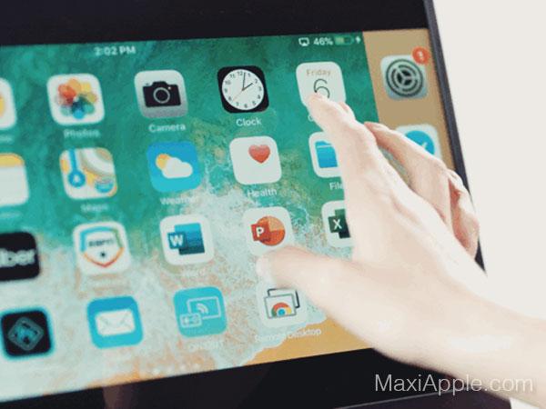 phonebook transforme iphone ipad ordinateur macbook 05 - PhoneBook Transforme iPhone et Smartphone en Ordinateur (video)