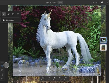Photoshop iPad : Adobe dresse la feuille de route des fonctions à venir – iGeneration