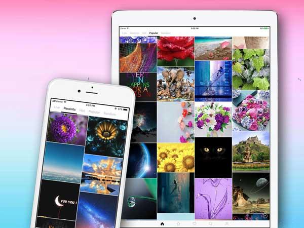 photox pro top live wallpapers iphone ipad maxiapple - PhotoX Pro iPhone iPad - 500000 Fonds d'Ecran HD Animés (gratuit)