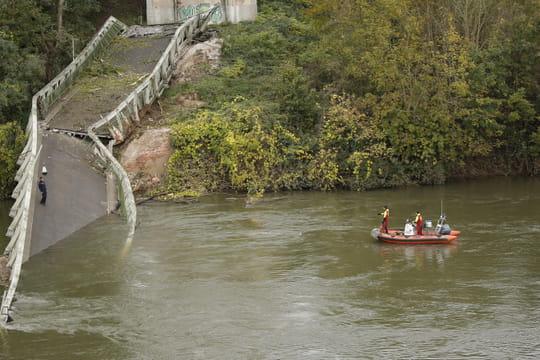 Pont de Mirepoix: des investigations pour comprendre ce qu'il s'est passé