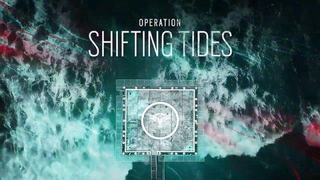 Rainbow Six Siege Operation Shifting Tides Hero