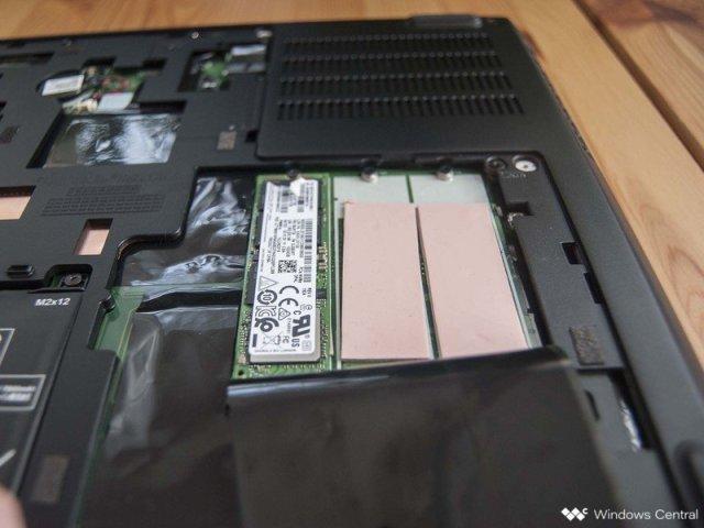 Lenovo ThinkPad P53 SSDs