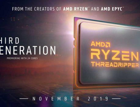 Ryzen Threadripper 3000 series, petit rétard pour de grandes promesses ?